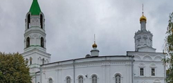 Борисоглебский собор Рязани