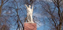 Памятник Степану Халтурину