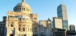 Первая церковь Христа в Бостоне