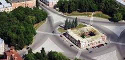 Ансамбль торговой площади Серпухова