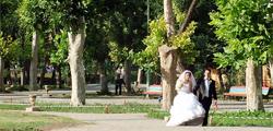 Английский парк Еревана