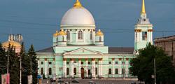 Курский Знаменский Богородицкий монастырь