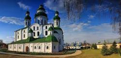 Елецкий монастырь Чернигова