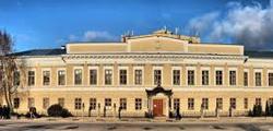 Здание гимназии в Орле
