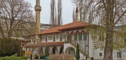 Большая ханская мечеть в Бахчисарае
