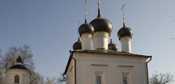 Церковь иконы Казанской Божьей Матери в Рыбинске