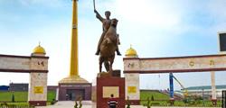 Мемориальный комплекс Славы им. А. Кадырова