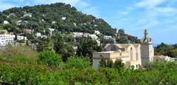 Монастырь Сан-Джиакомо на Капри