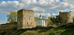 Музей-заповедник «Изборск»