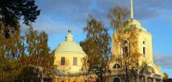 Церковь Св. Николая Чудотворца в Котке