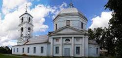 Знаменская церковь Тихвина