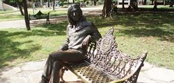 Парк Джона Леннона в Гаване