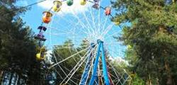 Парк «Балатово» в Перми