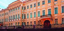 Всероссийский музей А.С. Пушкина в Петербурге