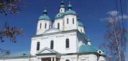 Кафедральный собор во имя Спаса Нерукотворного в Елабуге