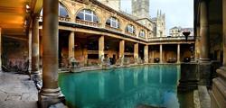 Римские бани в Бате
