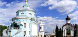 Алексеево-Акатов монастырь в Воронеже