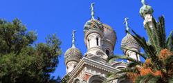 Русская церковь в Сан-Ремо