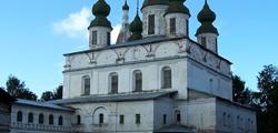 Устюжский Иоанно-Предтеченский монастырь