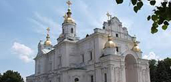 Успенский собор Полтавы