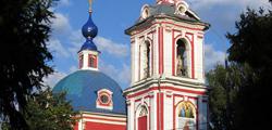 Покровская церковь Переславля