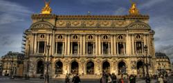 Гранд-Опера в Париже