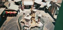 Площадь Муристан в Иерусалиме