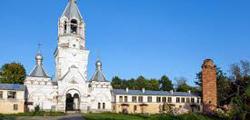 Десятинный монастырь в Великом Новгороде