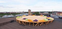 Лофт-проект «Этажи» и открытая обзорная площадка «Крыша»