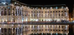 Площадь «Водное зеркало» в Бордо