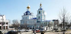 Сергиево-Казанский собор Курска