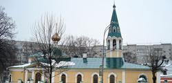 Крестобогородская церковь Ярославля