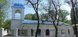 Введенская церковь в Феодосии