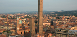 Падающие башни Болоньи