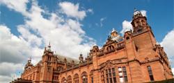 Дворец Келвингроув в Глазго