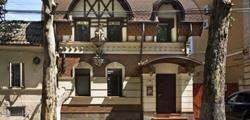 Дом с Гулливером в Кишинёве
