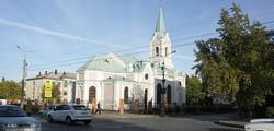 Храм Св. Николая в Волгограде