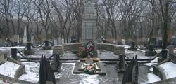 Морское кладбище во Владивостоке