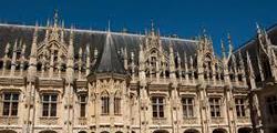 Дворец юстиции в Руане