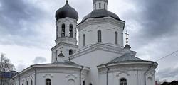 Знаменская церковь в Томске