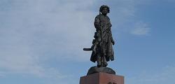Памятник Якову Похабову