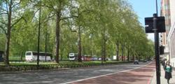 Улица Парк-Лейн в Лондоне