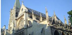 Церковь Сен-Северен в Париже