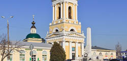 Церковь Иоанна Богослова в Коломне
