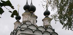 Лазаревская церковь Суздаля