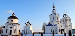 Успенский монастырь в Орле