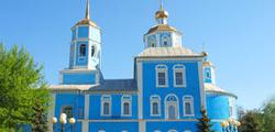 Смоленский собор Белгорода