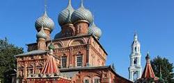Знаменский монастырь в Костроме
