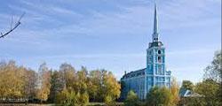 Храм Петра и Павла в Ярославле