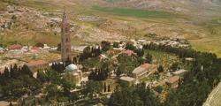 Елеонский Спасо-Вознесенский монастырь в Иерусалиме